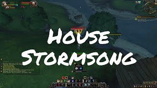 [ALPHA] House Stormsong Quest Playthrough & Foreman Scripps Rare Spawn (Battle for Azeroth)
