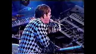 Elton John - Blessed (Live in Rio de Janeiro, Brazil 1995) HD