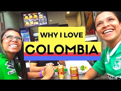 Why I Love Colombia (SUBTITULADO)[#40]
