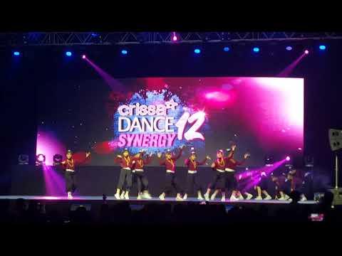 CRISSA Dance 12 Synergy - CSA-DT