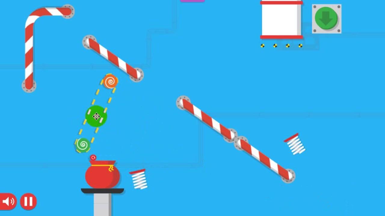 present bounce level 4 google santa tracker 2016 youtube