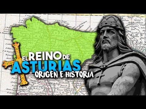 LOS ORÍGENES E HISTORIA DEL REINO DE ASTURIAS (718-910) ⚔️🤴
