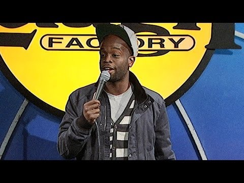 Rell Battle - Jason Collins (Stand Up Comedy)