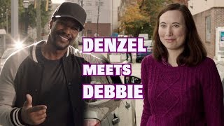 "GAME NIGHT - Post Credits Scene ""DENZEL MEETS DEBBIE"""