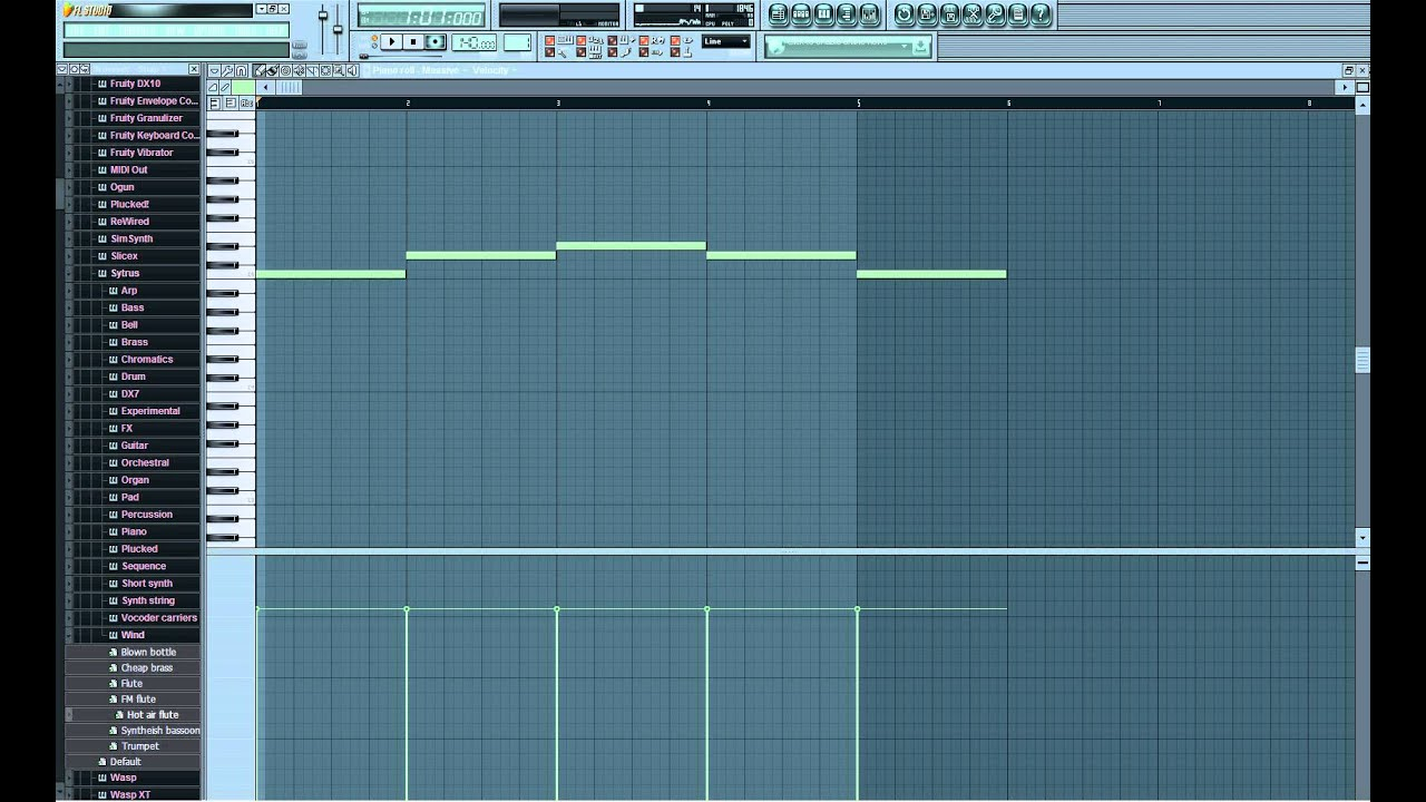 massive fl studio