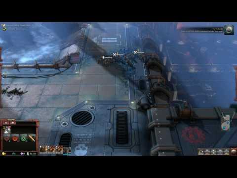 Warhammer 40K Dawn of War 3 - Tutorial 1,  1440p NVIDIA TITAN Xp |
