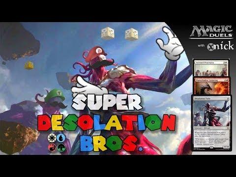 [Magic Duels] Super Desolation Bros.