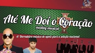 Até Me Dói O Coração O Medley  | NQN Ft Zé Laustibia, Abrunhosa E Enrique
