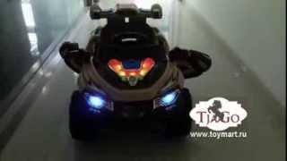 Электромобиль TjaGo 12V 818TC(, 2013-10-15T08:09:06.000Z)