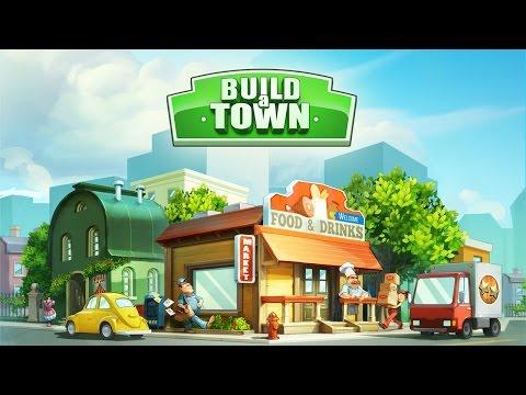 Строим идеальный город ! ( Villagers )