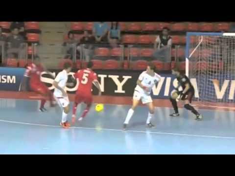 FIFA Futsal World Cup 2012   Panama 8 - 3 Morocco