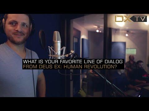 Deus Ex: Mankind Divided  Ask Elias 1: Favorite line from Human Revolution