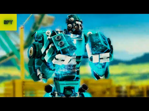 BLUEBOT EVOLUTION | Real Steel Boxing - Android/IOS Gameplay HD