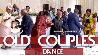 Old couples shock newlyweds with dance moves | Zimbabwe Weddings 2020