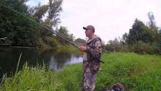 Рыбалка 10 сентября на поплавок на реке