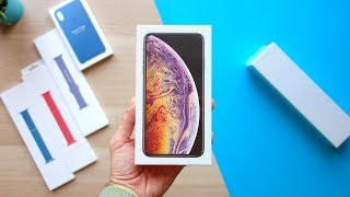 SPAZIALI! - IPHONE XS MAX e APPLE WATCH 4 UNBOXING!