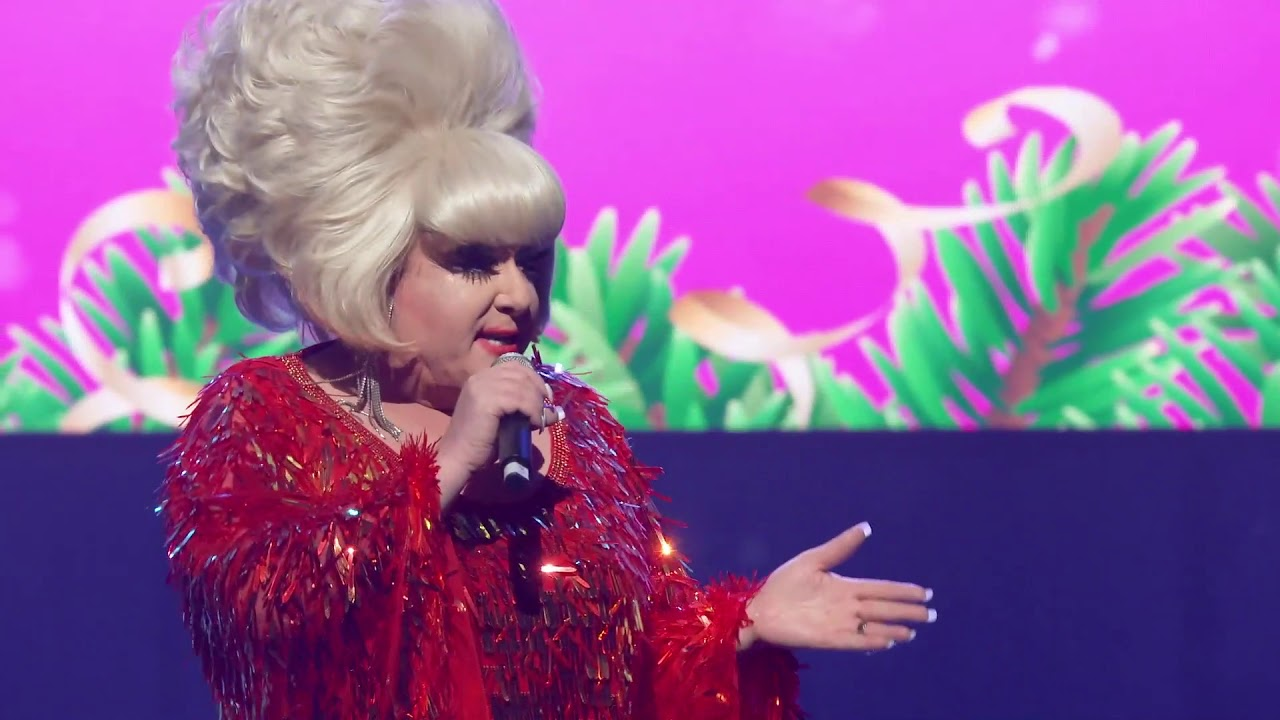 A DRAG QUEEN CHRISTMAS 2020 with @LADY BUNNY TV   YouTube