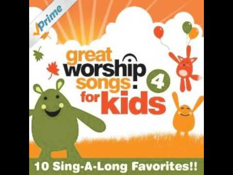 Great Worship Songs Kids Praise Band 10 The Coloring Song