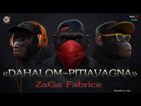 ---Dahalom-pitiavagna-ZaGa Fabrice//NOUVEAUTE GASY 2019  (audio officiel)
