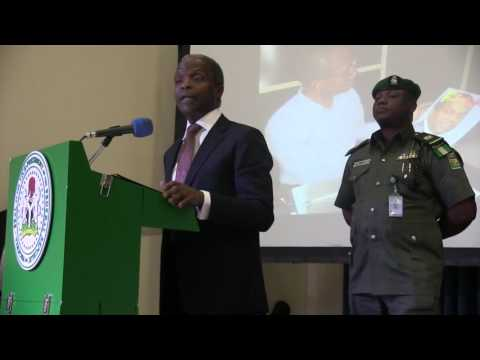 How We Plan To Take Nigeria 50 Steps Up On Doing Business Ranking   Vice President Yemi Osinbajo