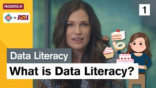 What Are Data And Data Literacy: Study Hall Data Literacy #1: ASU Crash Course
