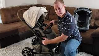 2019 Nuna Mixx Stroller Review ( things we like and don't like) long term review.