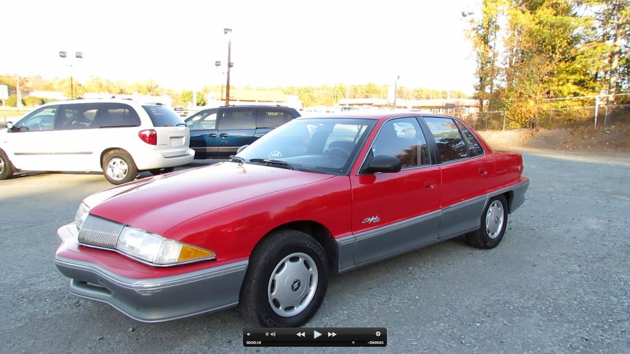 1995 Buick Skylark Custom V6 Start Up, Exhaust, and In ...
