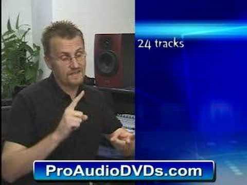 Tascam 2488 dvd video tutorial demonstration help youtube.