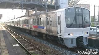 811系PM8 長崎本線普通佐賀行2827M 神埼駅発車