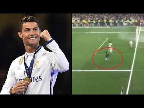 Cristiano Ronaldo sūnus pribloškė pasaulį – kamuolį valdė tarsi tėvas