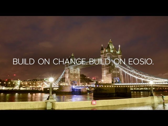 EOS Global Hackathon - London