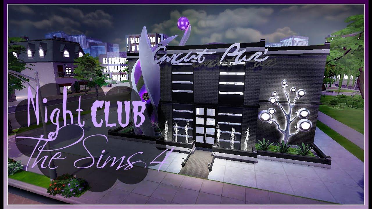 Где ночной клуб в симс ночной клуб драка екатеринбург