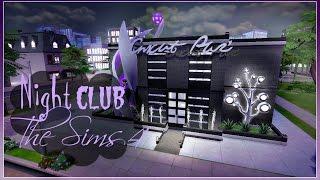 ✩ Ночной клуб ✩  Строительство в The Sims 4 ✩ Симс 4 ✩