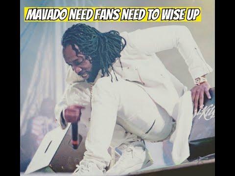 Mavado Fans Need To Wake Up 18,000 Views On No Freak