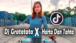 DJ HARTA DAN TAHTA X GRATATA !! REMIX TERBARU 2021