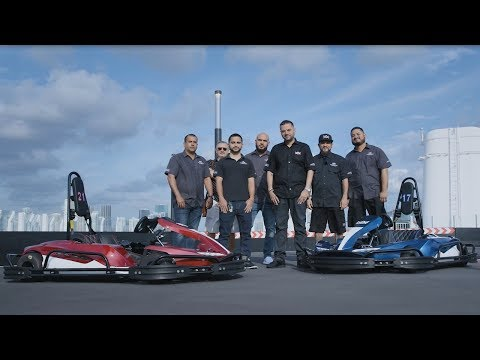 The Auto Firm with Alex Vega x Norwegian Cruise Line's Race Cars