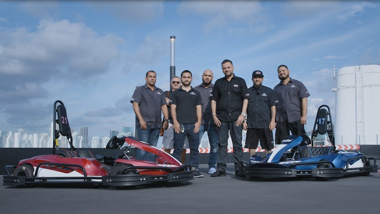 The Auto Firm with Alex Vega x Norwegian Cruise Line\'s Race Cars ...