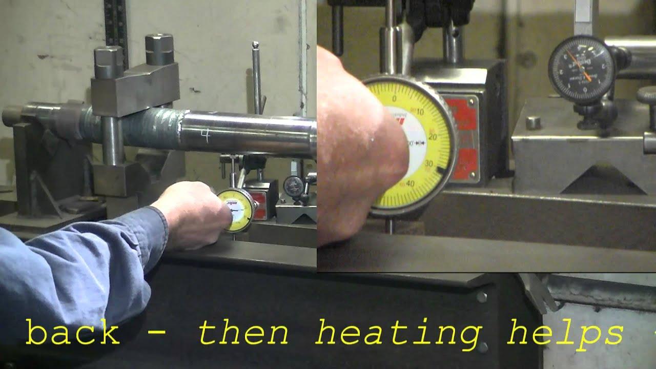 how to adjust crankshaft end float