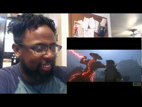 Mortal Kombat 11: Official Announce Trailer FULL Breakdown!! REACTION thumbnail
