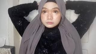 Hijab simple kondangan