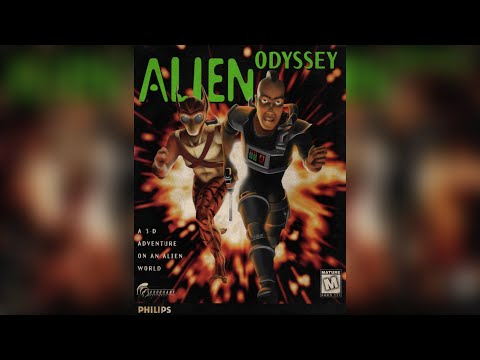 Let's Play [Pc] : Alien Odyssey [1/2]