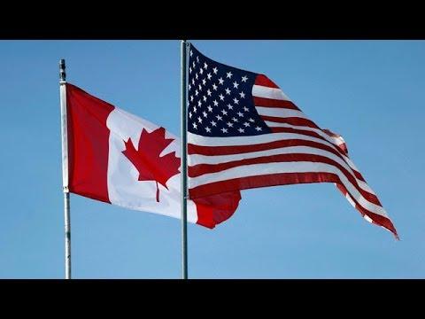 Trade tensions rise between Canada, U.S.