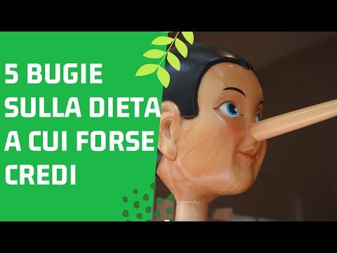 5 Bugie Sull'Alimentazione Che ti Han Fatto Credere!
