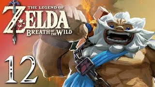 ZELDA BREATH OF THE WILD #12 | Le second donjon !