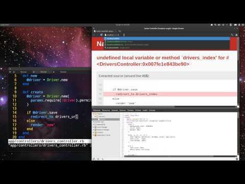 Rails4 - 0001 - Form Basics