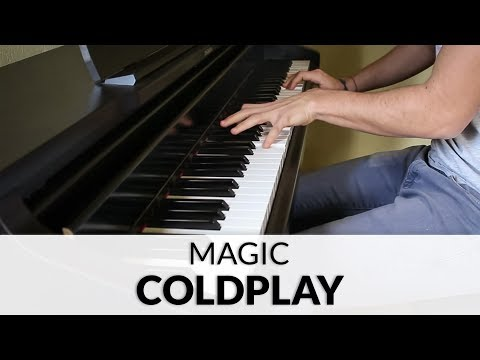 Coldplay - Magic | Piano Cover