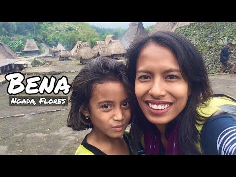 Kampung Adat Bena, Bajawa | Kampung Bena, Ngada Flores - NTT | Backpacker Indoensia