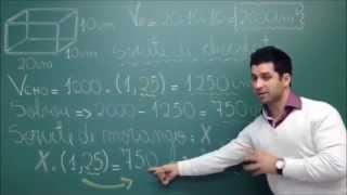 ENEM 2015 - Matemática - Questão 141 (Prova Azul)