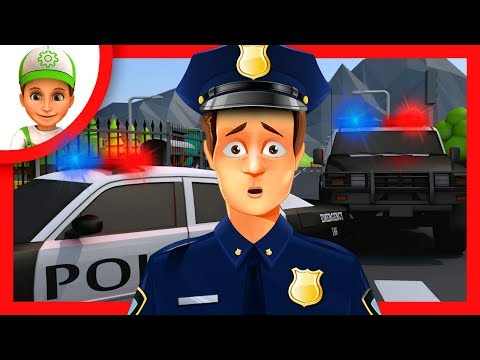 Thumbnail: Cartoon how Handy Andy helps save people from the bus. Super car Mega max for kids