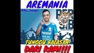 Video Pesan Bobotoh untuk Aremania,, Tunggu Balasan Kami...!!! download MP3, 3GP, MP4, WEBM, AVI, FLV Agustus 2018